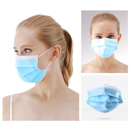 3 layer medical face mask
